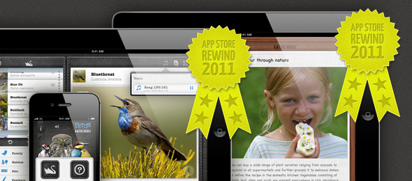 App Store Rewind 2011